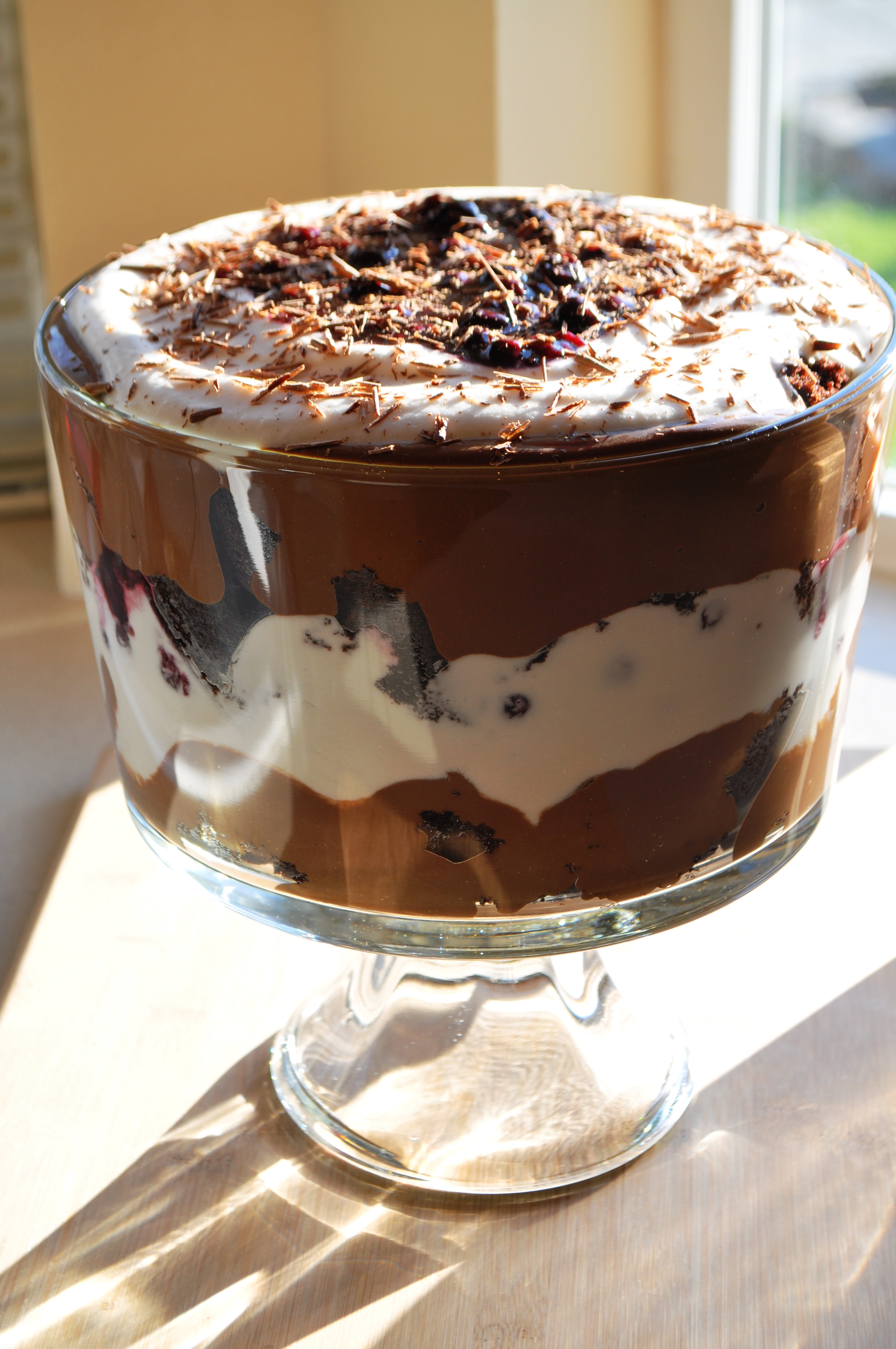 ... trifle with spiced pears pumpkin trifle berry trifle christmas trifle