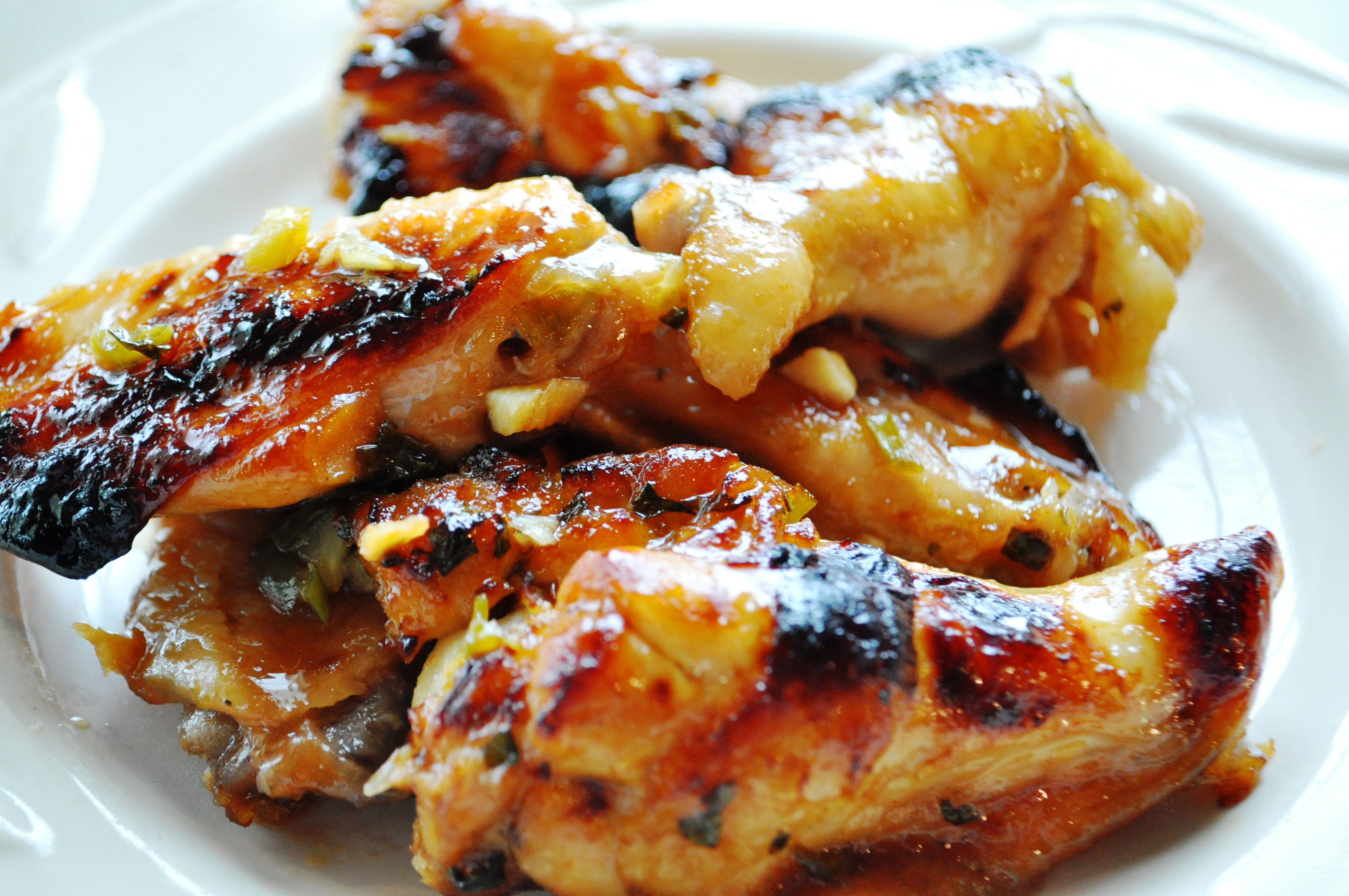 Can t get enough chicken wings gluten free zen for Food bar t zone