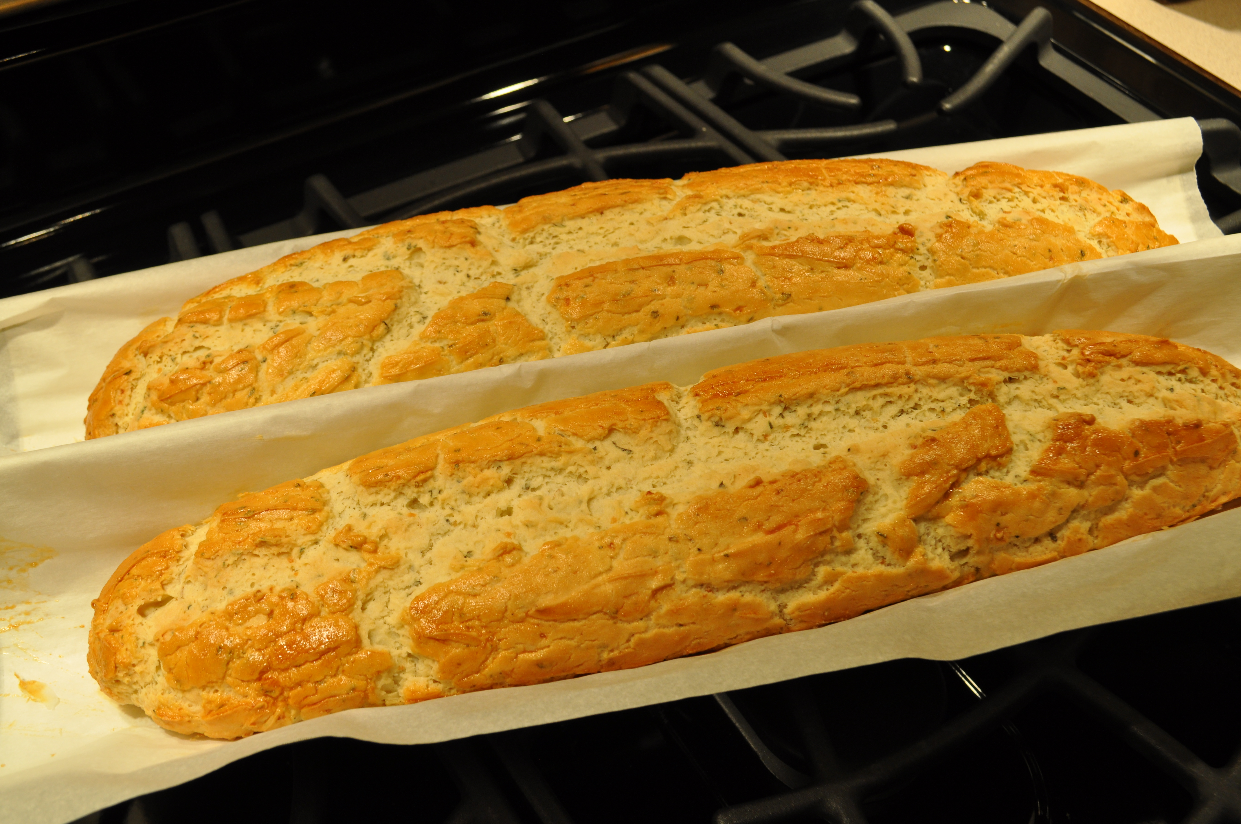 Gluten Free Pantry's French Bread
