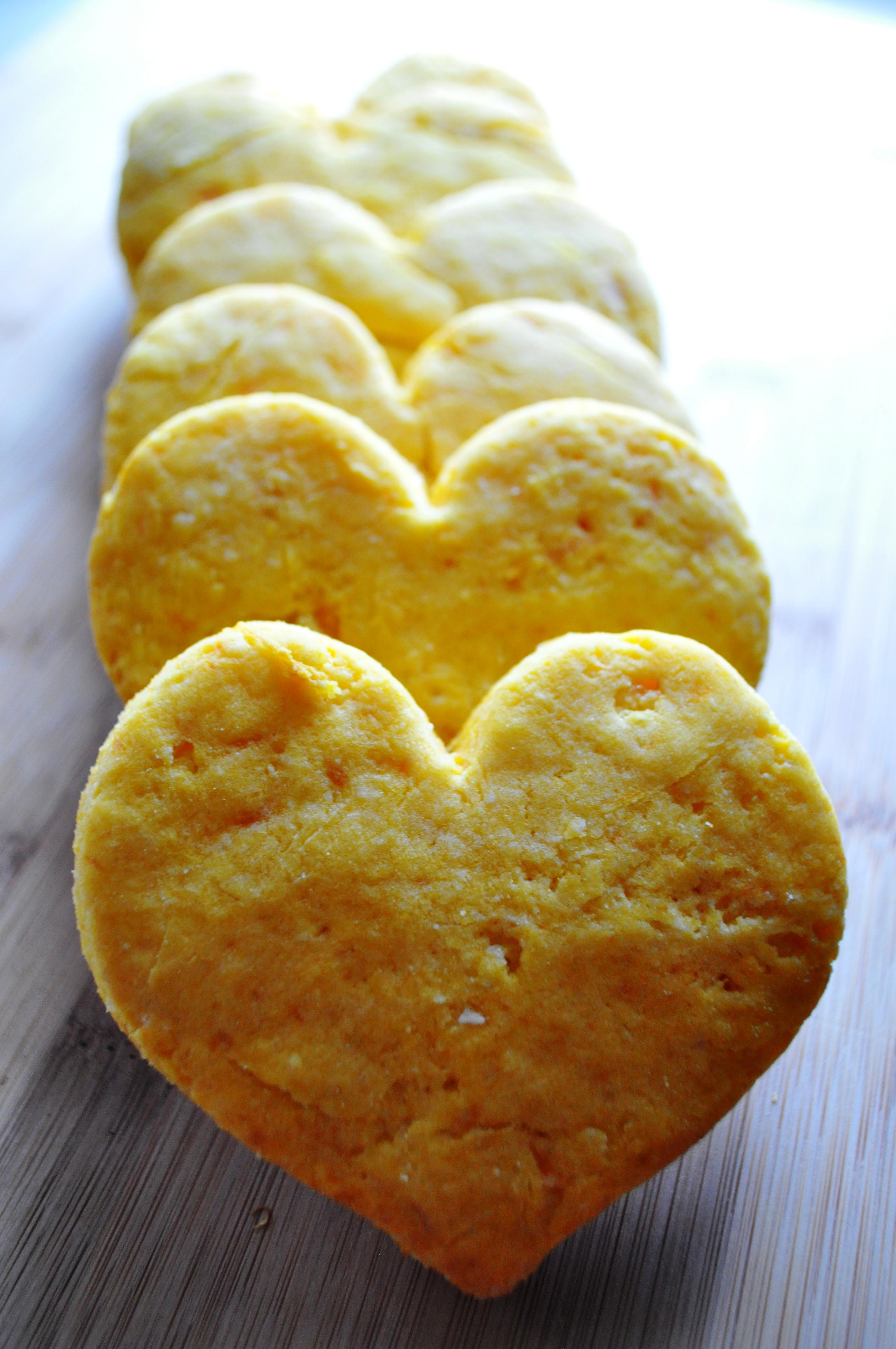 Gluten Free Sweet Potato Biscuits | gluten free zen