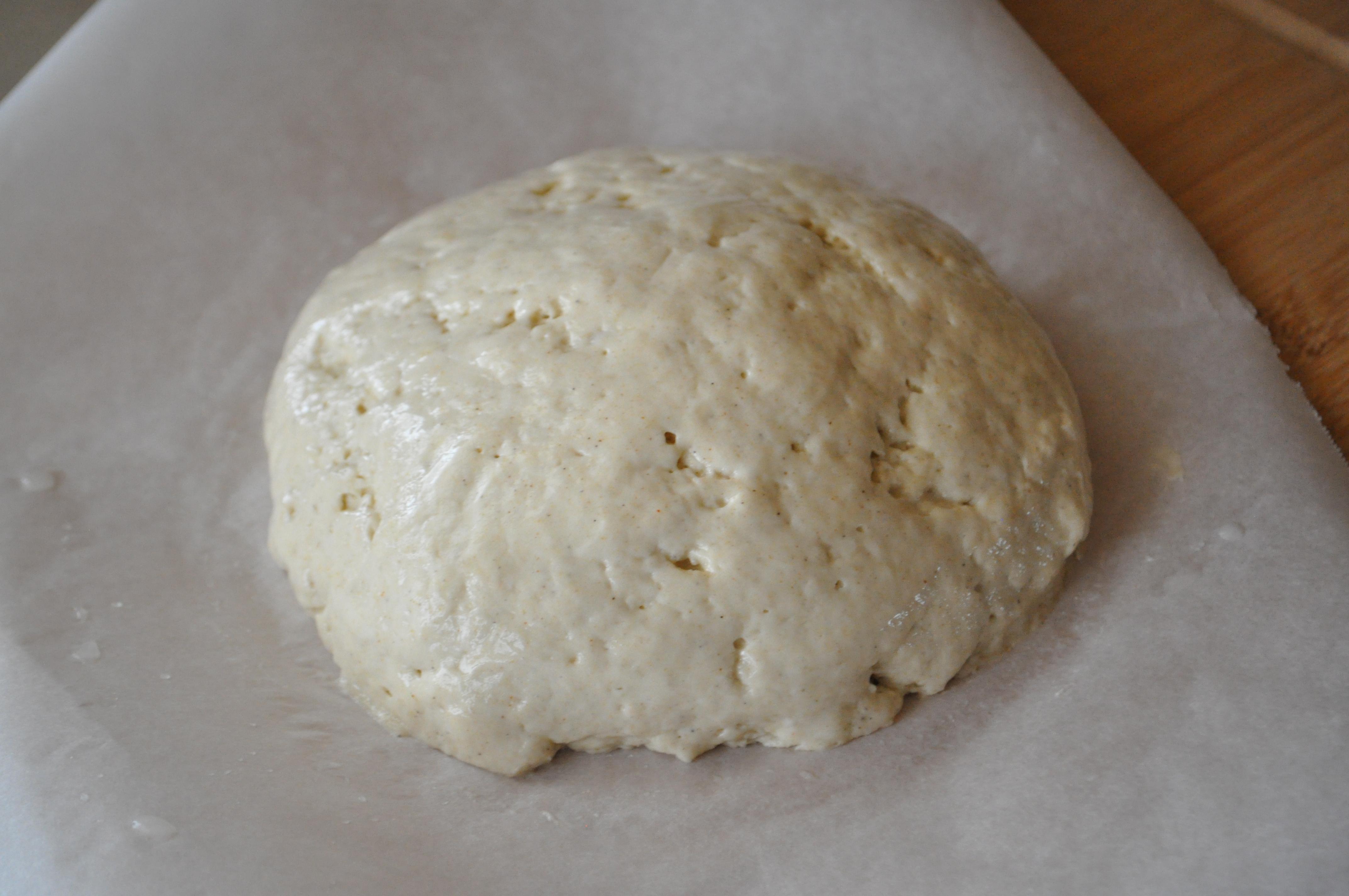 Crusty Boule – gluten free zen