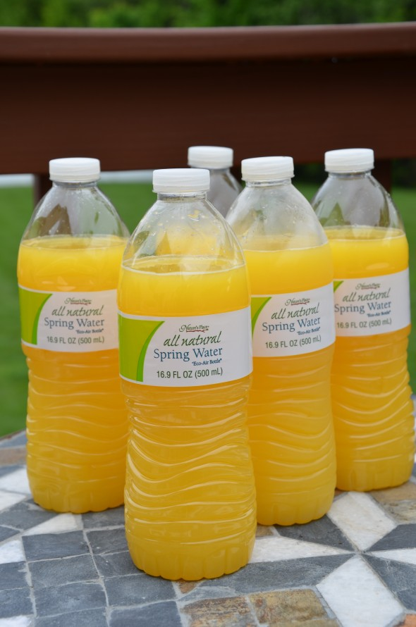 how to make homemade electrolyte drink