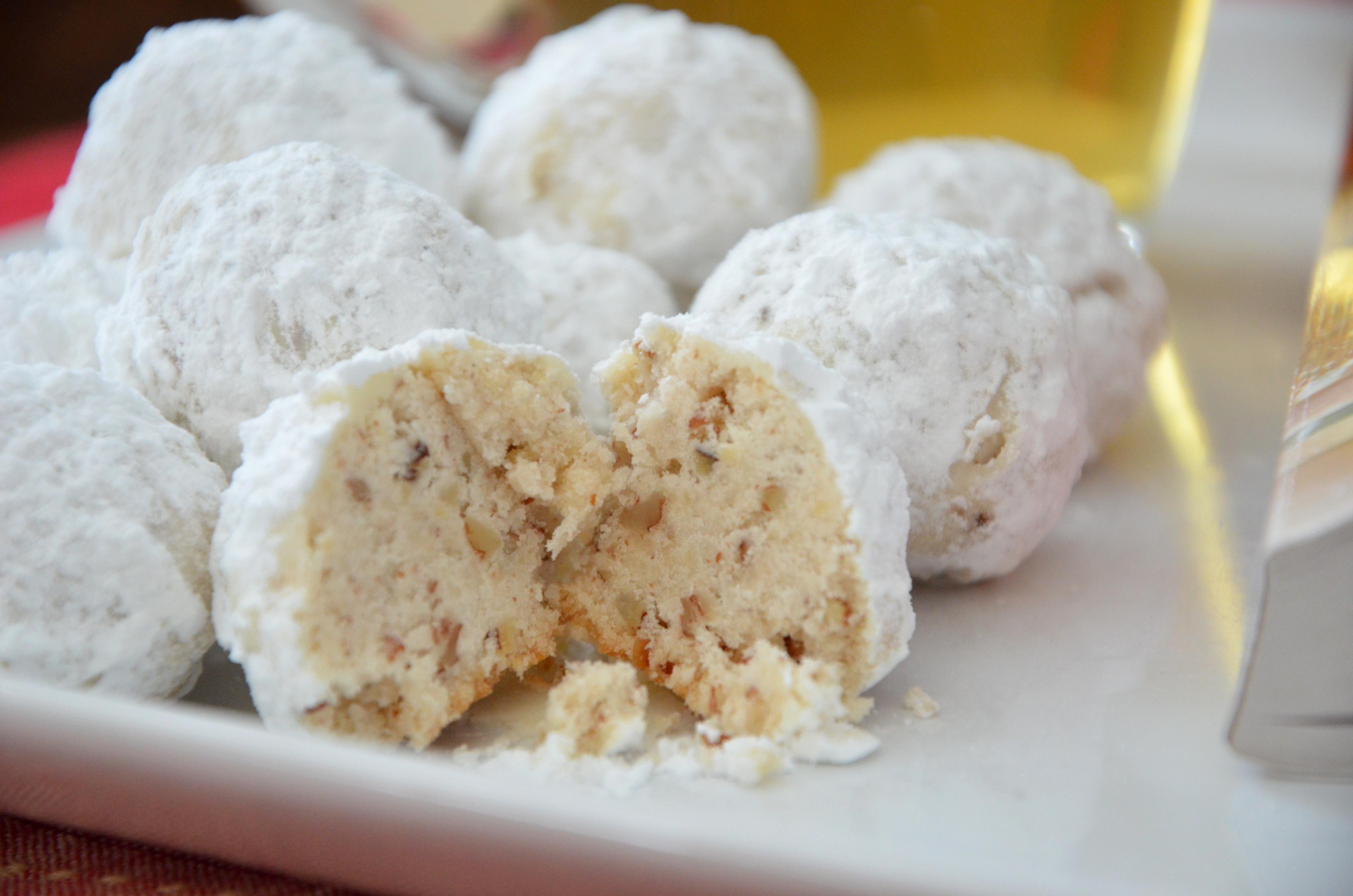 Gluten Free Pecan Sandies | gluten free zen