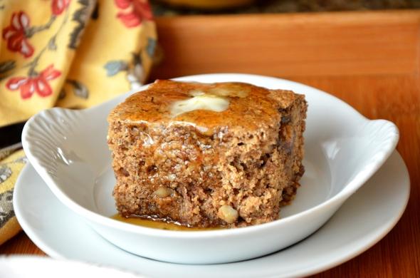 Buckwheat Bake.
