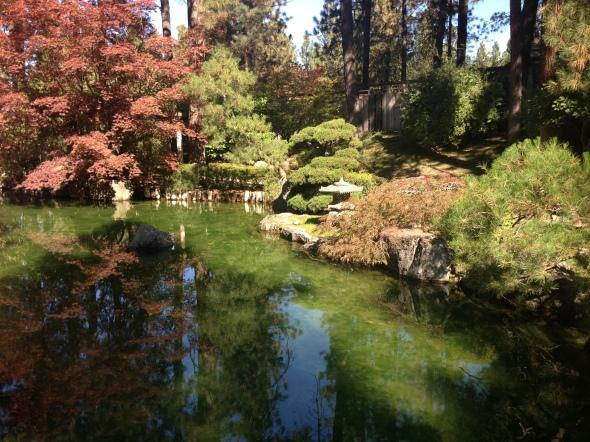 Nishinomiya Japanese Garden ~ Manito Park