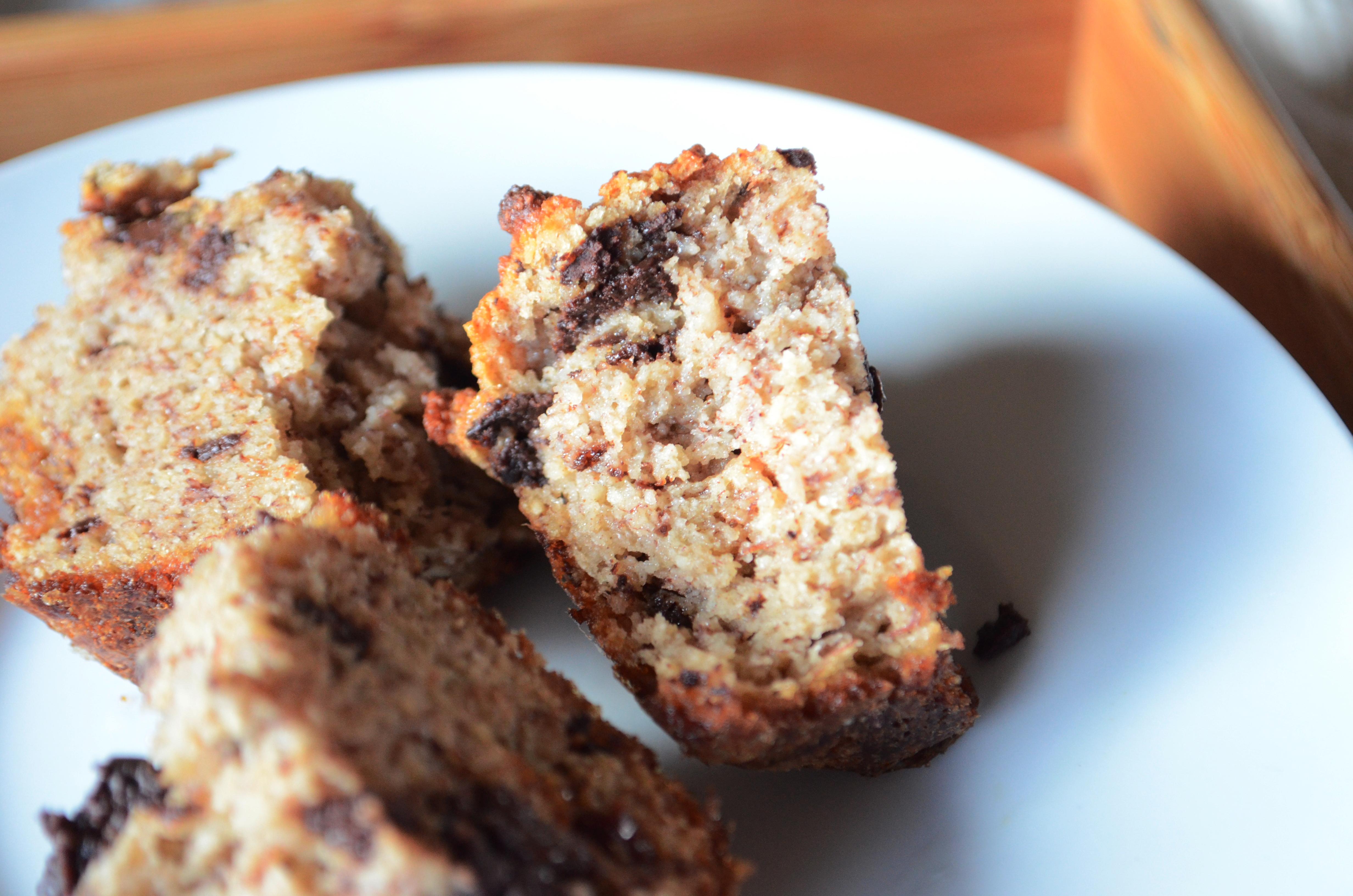 Dried Cherry-Chocolate Muffins Recipes — Dishmaps