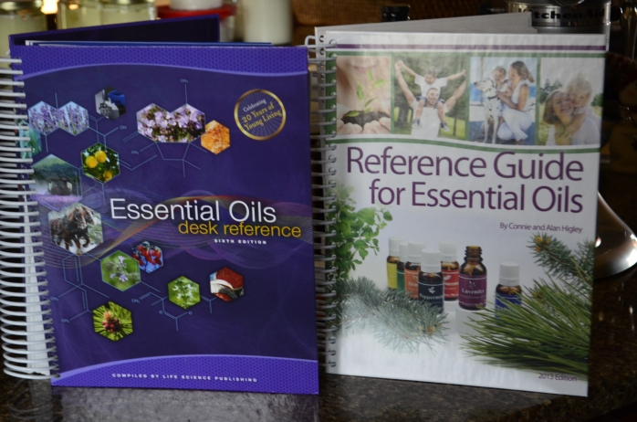 The Essential Oil Bibles