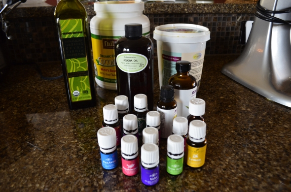 Organic Oils & High Quality Essential Oils