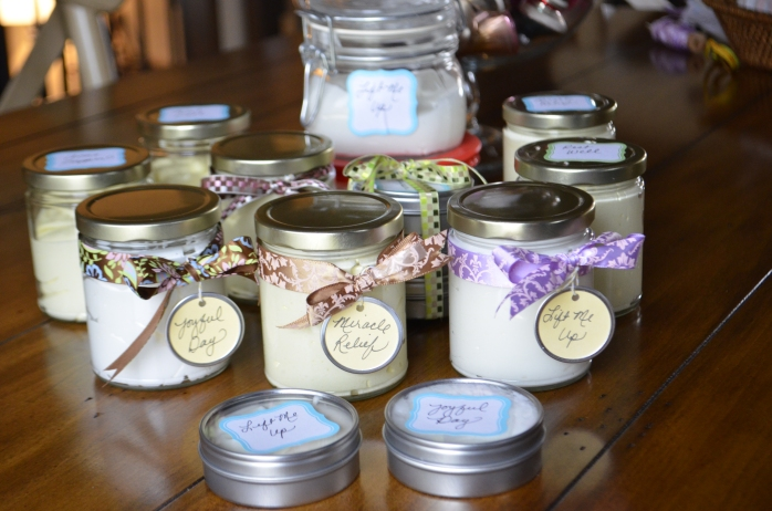 Healthy, Chemical Free, Body Creams